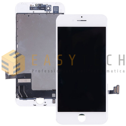 LCD DISPLAY PER IPHONE 7 BIANCO + FRAME (KINGWO)