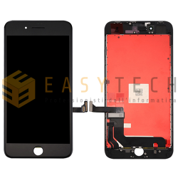 LCD DISPLAY PER IPHONE 8 NERO + FRAME (KINGWO)