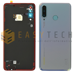 BACK COVER PER HUAWEI P30 LITE NEW EDITION BREATHING CRYSTAL (ORIGINALE)
