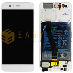 LCD DISPLAY PER HUAWEI P10 BIANCO (ORIGINALE)