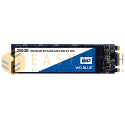 SSD WESTERN DIGITAL WD BLUE 250GB M.2 2280
