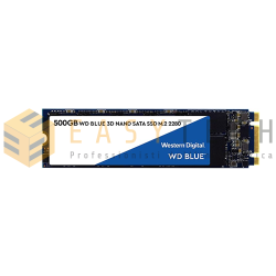 SSD WESTERN DIGITAL WD BLUE 500GB M.2 2280