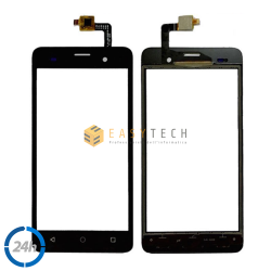 TOUCH SCREEN DIGITIZER WIKO JERRY VETRO NERO VETRINO
