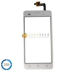 TOUCH SCREEN WIKO JERRY VETRO BIANCO VETRINO