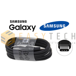 CAVO DATI TYPE-C ORIGINALE SAMSUNG EP-DG950CBE USB 3.1 GALAXY S8-S9-NOTE 8-A3-A5