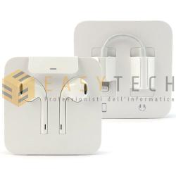 Cuffie Auricolari EarPods Originali MMTN2AM/A Per Apple iPhone 7 7 Plus Lightning (BULK)