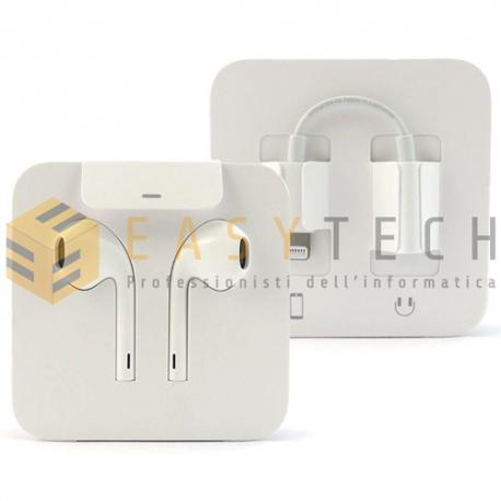 extrêmement unique Vente chaude 2019 meilleur endroit pour Cuffie Auricolari EarPods Originali MMTN2AM/A Per Apple iPhone 7 7 Plus  Lightning (BULK)
