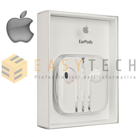 Cuffie EarPods Originali Apple MD827ZMA Auricolari Per iPhone 5S SE 6 6s Blister