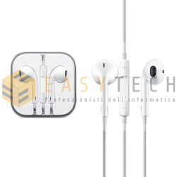 Cuffie EarPods Originali Apple MD827ZMA Auricolari Per iPhone 5S SE 6 6s BOX