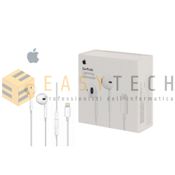 Cuffie Auricolari EarPods Originali MMTN2AM/A Per Apple iPhone 7 E 7 Plus Lightning