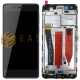 DISPLAY LCD PER HUAWEI NOVA SMART NERO CON FRAME (COMPATIBILE)