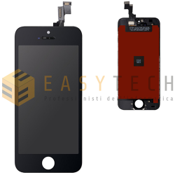 LCD DISPLAY PER IPHONE SE NERO + FRAME (COMPATIBILE)
