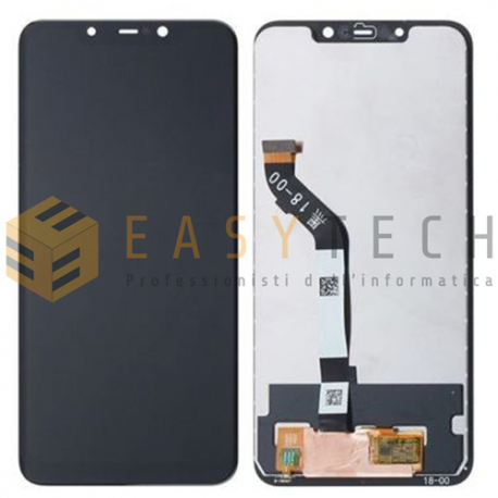 DISPLAY LCD PER XIAOMI REDMI 5 NERO SENZA FRAME (COMPATIBILE)