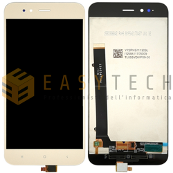 DISPLAY LCD PER XIAOMI REDMI NOTE 4 ORO GOLD SENZA FRAME (COMPATIBILE)