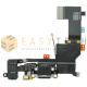 DOCK CONNETTORE DI RICARICA PER IPHONE 5S NERO (COMPATIBILE)
