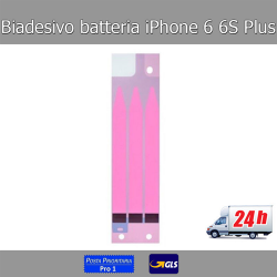 BIADESIVO BATTERIA PER IPHONE 6 PLUS (COMPATIBILE)