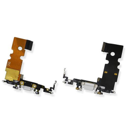 DOCK CONNETTORE DI RICARICA PER IPHONE 8 ROSA (COMPATIBILE)