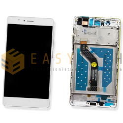 DISPLAY LCD PER HUAWEI P9 LITE BIANCO CON FRAME (COMPATIBILE)