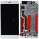 DISPLAY LCD PER HUAWEI P9 BIANCO CON FRAME (COMPATIBILE)