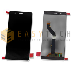 DISPLAY LCD PER HUAWEI P9 LITE NERO SENZA FRAME (COMPATIBILE)