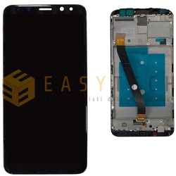 LCD DISPLAY PER HUAWEI MATE 10 LITE RNE-L21 NERO (COMPATIBILE)