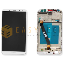 LCD DISPLAY PER HUAWEI MATE 10 LITE RNE-L21 BIANCO (COMPATIBILE)