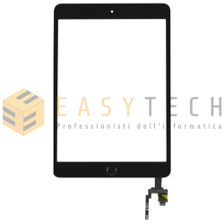 TOUCH SCREEN PER IPAD MINI 3 A1599 A1600 WiFi 3G NERO (COMPATIBILE)