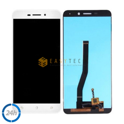 LCD DISPLAY PER ASUS ZENFONE 3 LASER ZC551KL Z01BS BIANCO (COMPATIBILE)