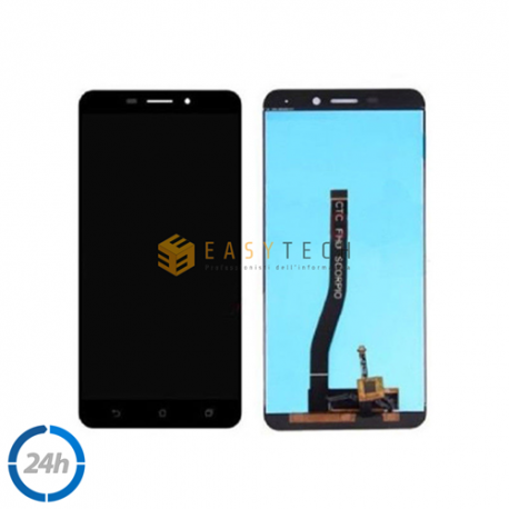 LCD DISPLAY PER ASUS ZENFONE 3 LASER ZC551KL Z01BS NERO (COMPATIBILE)