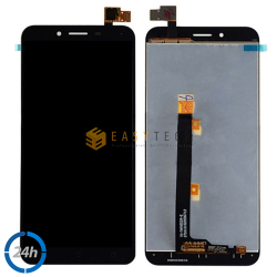 LCD DISPLAY PER ASUS ZENFONE 3 MAX ZC553KL NERO (COMPATIBILE)