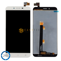 LCD DISPLAY PER ASUS ZENFONE 3 MAX ZC553KL BIANCO (COMPATIBILE)