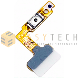 FLAT TASTO ACCENSIONE ON OFF PER SAMSUNG GALAXY S6 EDGE G925F (COMPATIBILE)
