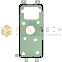 BIADESIVO BACK COVER PER SAMSUNG GALAXY S8 G950F (COMPATIBILE)