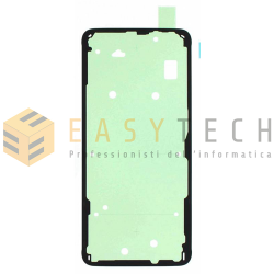 BIADESIVO BACK COVER PER SAMSUNG GALAXY S9 G960F (COMPATIBILE)