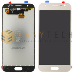 LCD DISPLAY SAMSUNG J330 ORO (ORIGINALE)
