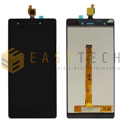 LCD DISPLAY PER WIKO PULP 4G NERO (COMPATIBILE)