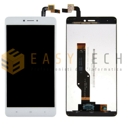 DISPLAY LCD PER XIAOMI REDMI NOTE 4X BIANCO SENZA FRAME (COMPATIBILE)
