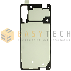 BIADESIVO BACK COVER PER SAMSUNG A7 2018 A750 (COMPATIBILE)