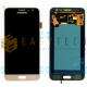 LCD DISPLAY PER SAMSUNG GALAXY J3 2016 J320FN ORO (ORIGINALE)