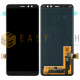 LCD DISPLAY SAMSUNG A530 NERO A8 2018 (COMPATIBILE)