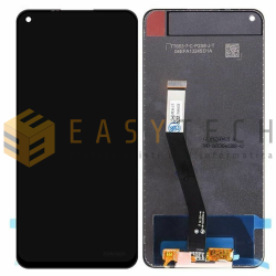 DISPLAY LCD PER XIAOMI NOTE 9 E NOTE 10X NERO SENZA FRAME (COMPATIBILE)