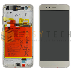 LCD DISPLAY PER HUAWEI P10 LITE ORO (ORIGINALE)